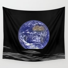 Earthrise 2 Wall Tapestry