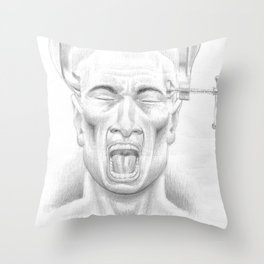 My Only Vice Throw Pillow
