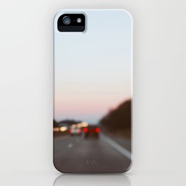 Road Trip iPhone Case