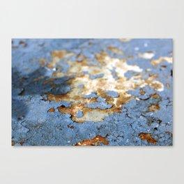 Rust No. 3 Canvas Print
