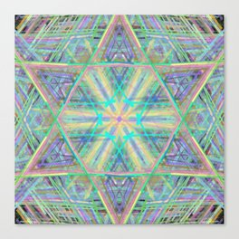Netres Canvas Print