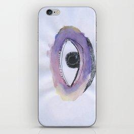 Black Eye iPhone Skin