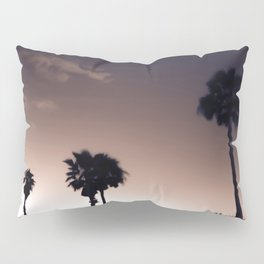 Palmetto Trees Pillow Sham