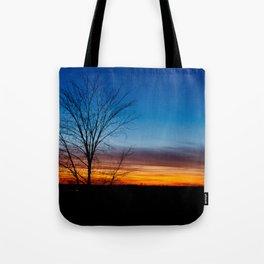 Caledon Sunset Tote Bag