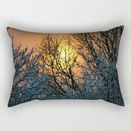 The Sun Shines Forth Rectangular Pillow