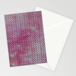Take Ova Pluto (Pink) Stationery Cards