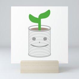 Lucky Can Mini Art Print