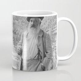 Claude Monet a Giverny Coffee Mug