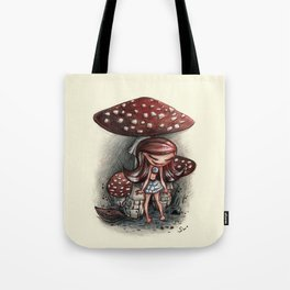 Fly Agaric Tote Bag