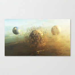 Highest Ascension Canvas Print