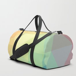 LOWPOLY RAINBOW Duffle Bag