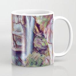 Lovers Leap at Rock City Coffee Mug