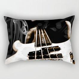 SMOKIN BASS Rectangular Pillow