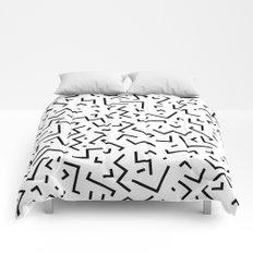 Memphis pattern 30 Comforters