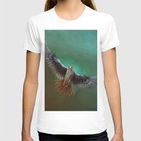 falcon T-shirts featuring Falcon by ED Art Studio