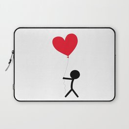 I give you my love by Oliver Henggeler Laptop Sleeve