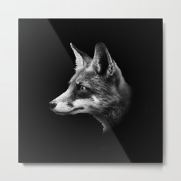 Vixen FOX Metal Print