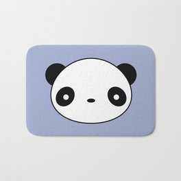 Kawaii And Cute Panda Bath Mat