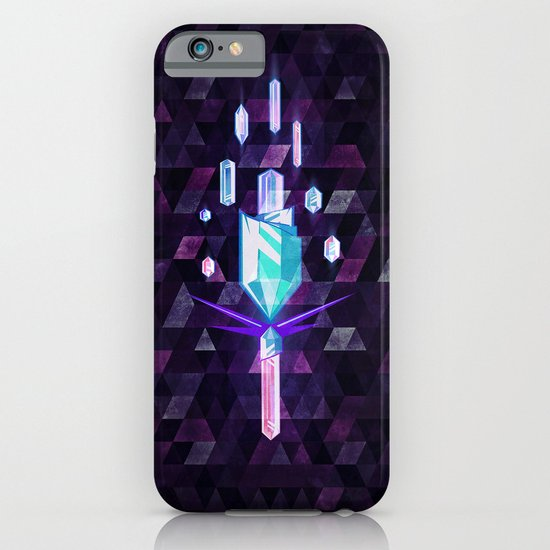 crystyl tyrrch iPhone & iPod Case