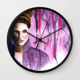 We Meet Again Wall Clock