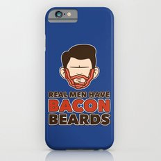 Bacon Beard (men's version) iPhone 6s Slim Case