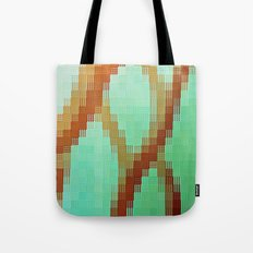 Chocolate is tropical Tote Bag