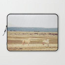 Two Oregon Horses Laptop Sleeve