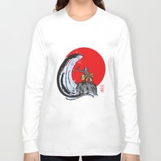 Aang in the Avatar State Long Sleeve T-shirt