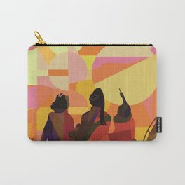 Black Girls Camp Carry-All Pouch