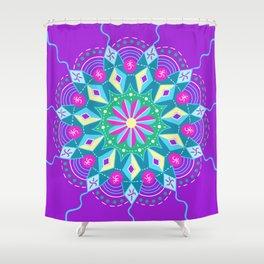 Loving Friendship Shower Curtain