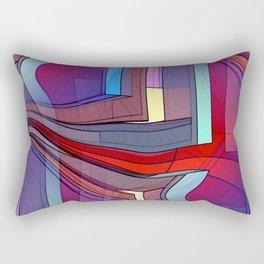 colormix -3- Rectangular Pillow