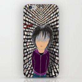 Kera- In a Corner. iPhone Skin