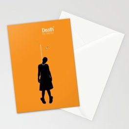 Death by Vector Stationery Cards