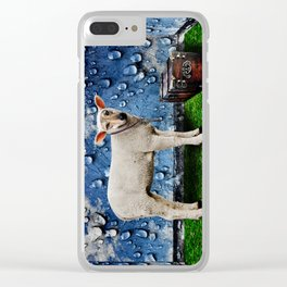 Woulda Coulda Shoulda Clear iPhone Case