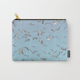 Brooklyn working gulls Carry-All Pouch