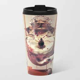 NOSUN Metal Travel Mug