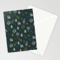 Palm tropical illustration by andrea lauren palm leaves palm trees desert island Stationery Cards