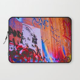 Eye Spy Graffiti Laptop Sleeve