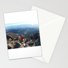 Alone in Joshua Tree Stationery Cards