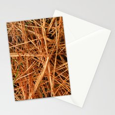 Pine Needles Stationery Cards