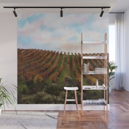 Wine Country Wall Mural