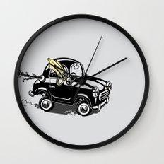 Pendrive Wall Clock