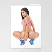 anaconda Stationery Cards featuring MY ANACONDA by Nicki Minaj Spain