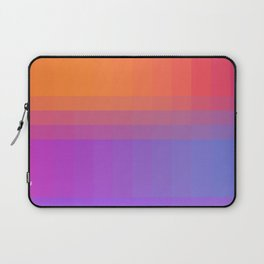 Squares and Stripes Four Laptop Sleeve