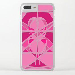 Starcrossed Clear iPhone Case