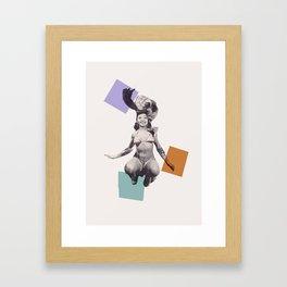 Dance II Framed Art Print