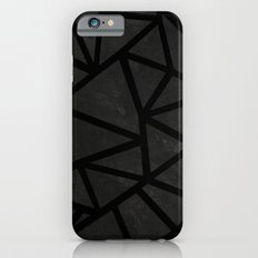 Ab Marble Zoom Black iPhone 6s Slim Case