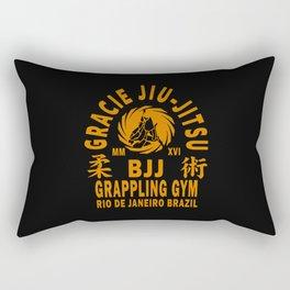 Gracie Jiu Jitsu Rectangular Pillow