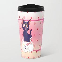 Luna e Artemis  Travel Mug