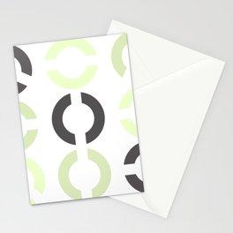 Vertie Geomtra Stationery Cards